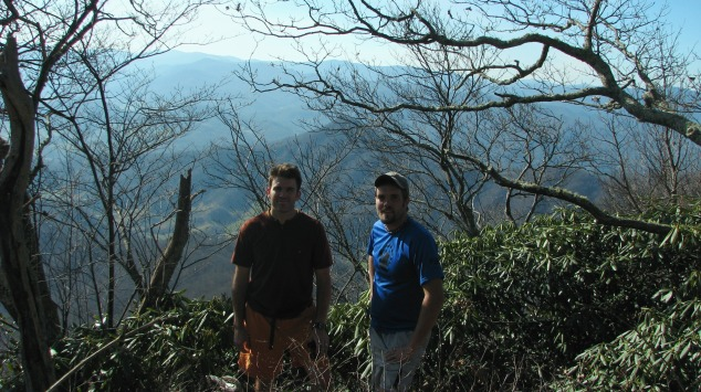 Luke and Daniel Manget