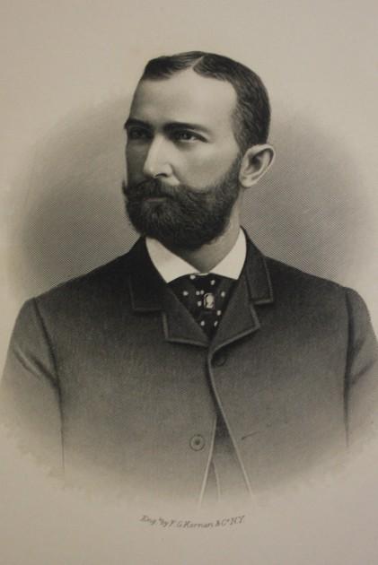 Richmond Pearson 1880s